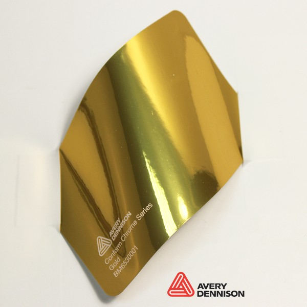 Avery Dennison - Conform Chrome Series Gold BM6530001