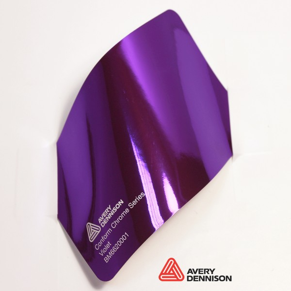 Avery Dennison - Conform Chrome Series Violet BM6620001