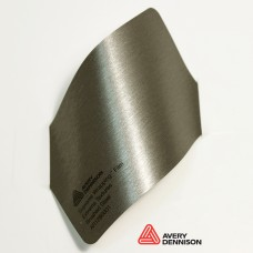 Avery Dennison - Extreme Textures Brushed Steel AR1280001