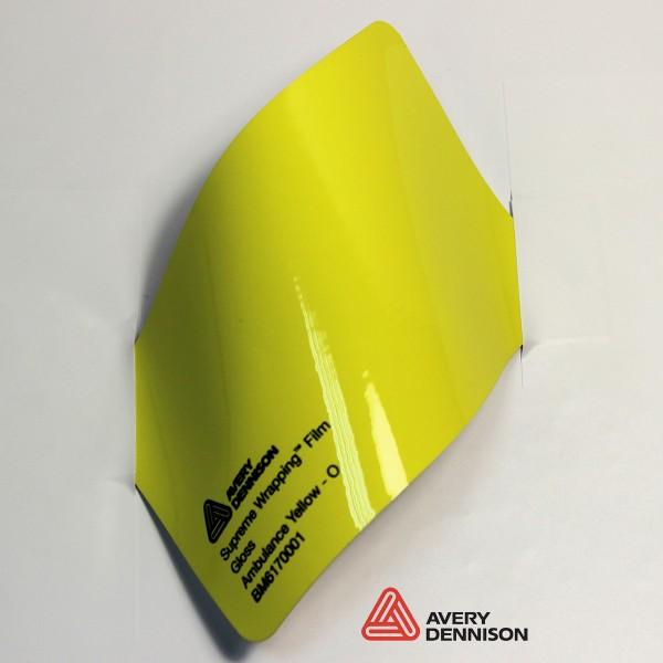 Avery Dennison - Gloss Ambulance Yellow BM6170001