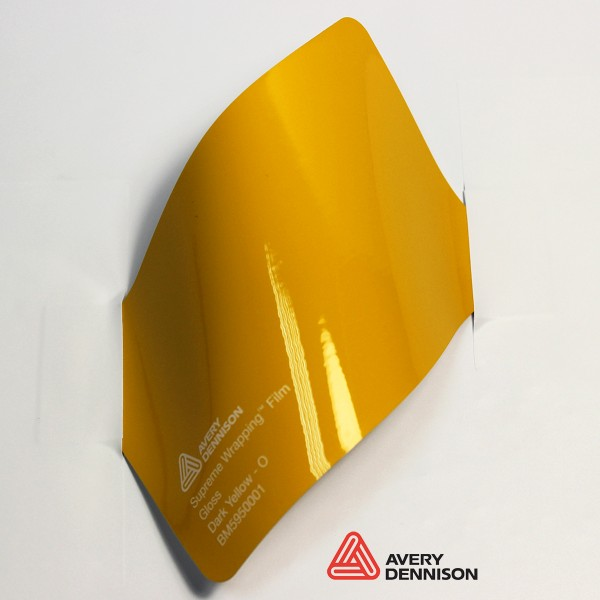 Avery Dennison - Gloss Dark Yellow BM5950001