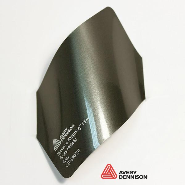 Avery Dennison - Gloss Metallic Grey CB1590001