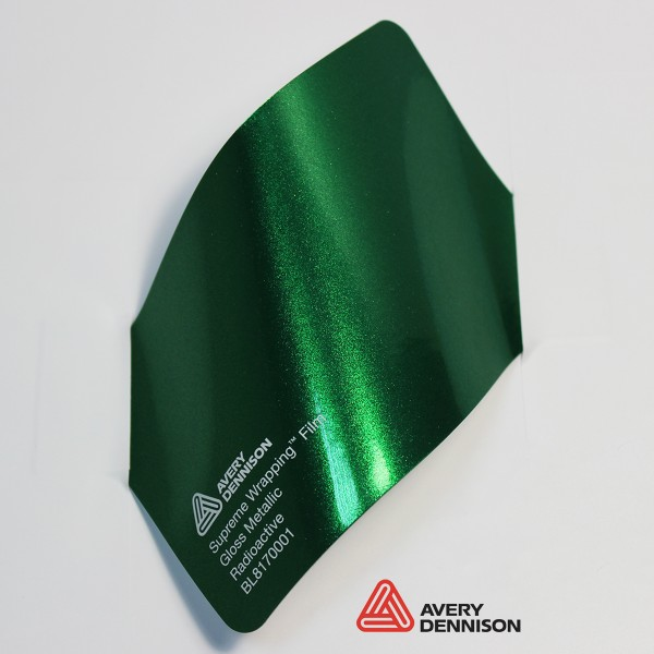 Avery Dennison - Gloss Metallic Radioactive BL8170001