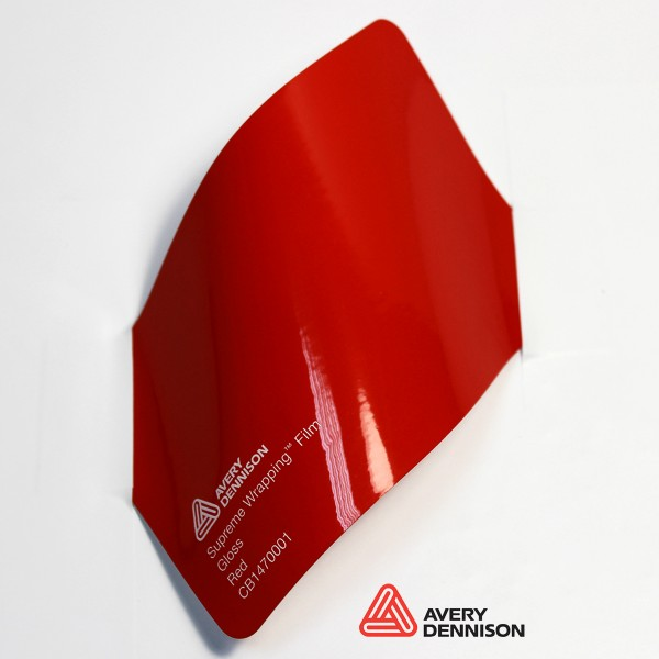Avery Dennison - Gloss Red CB1470001