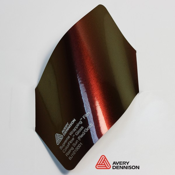 Avery Dennison - Gloss Rising Sun (Red-Gold) BJ1010001