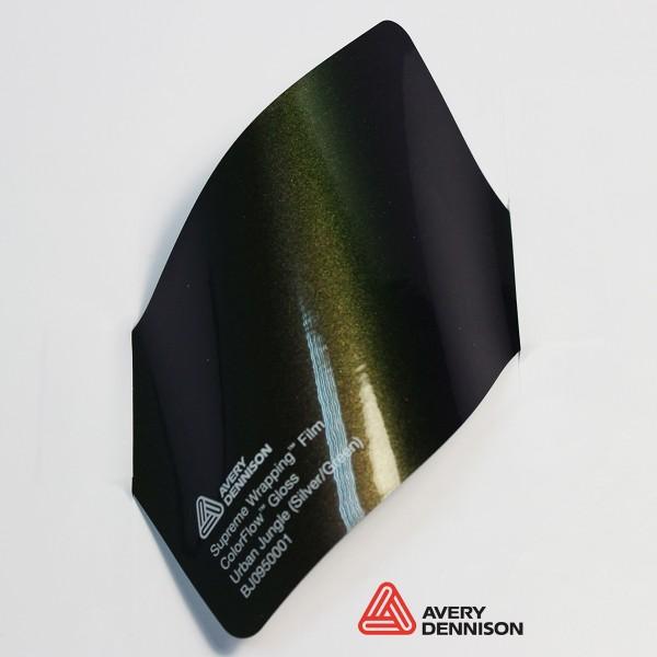 Avery Dennison - Gloss Urban Jungle (Silver-Green) BJ0950001