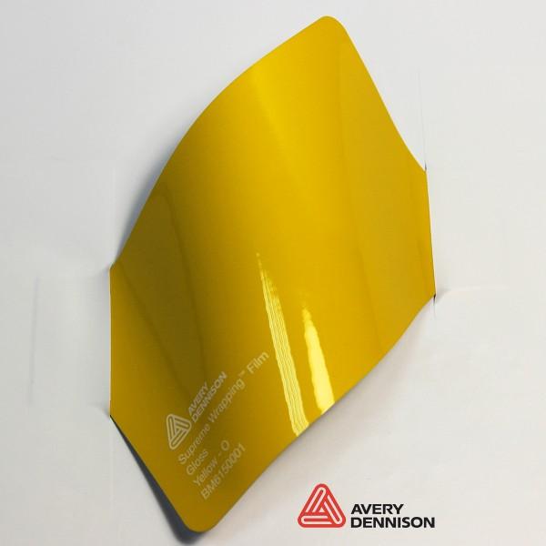 Avery Dennison - Gloss Yellow BM6150001