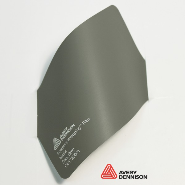 Avery Dennison - Matte Dark Grey CB1720001