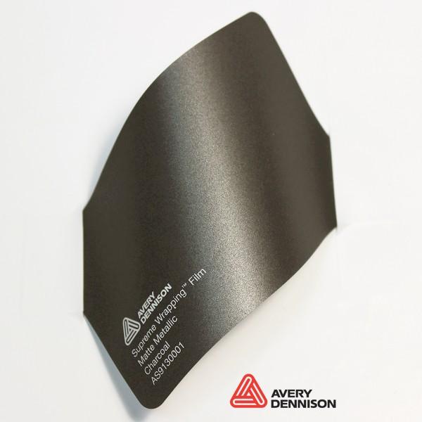 Avery Dennison - Matte Metallic Charcoal AS9130001