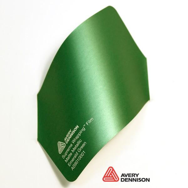 Avery Dennison - Matte Metallic Emerald Green AS9010001