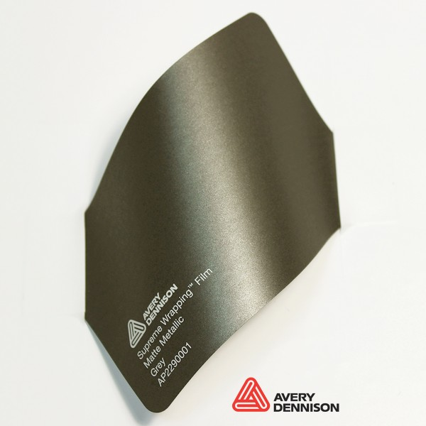 Avery Dennison - Matte Metallic Grey AP2290001