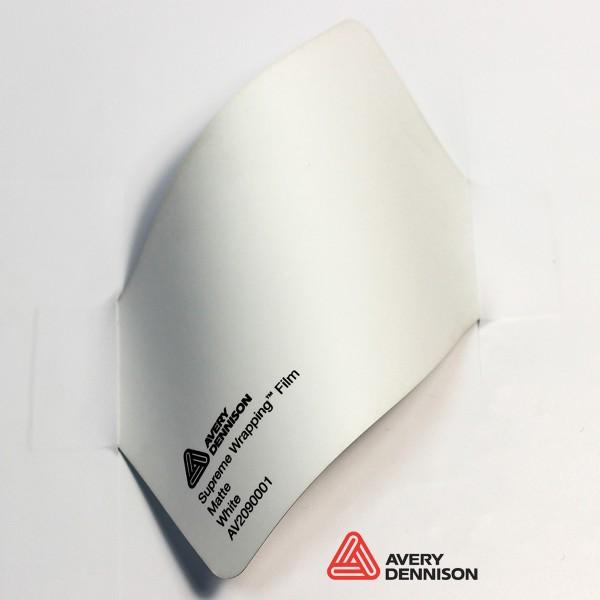 Avery Dennison - Matte White AV2090001