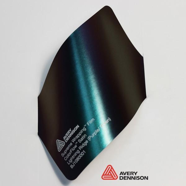 Avery Dennison - Satin Lightning Ridge  (Purple-Green) BJ1080001