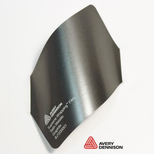 Avery Dennison - Satin Metallic Graphite BJ1030001