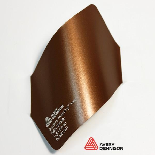 Avery Dennison - Satin Metallic Light Brown BJ0860001