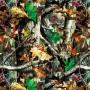 Плёнка камуфляж - Густой лес А018