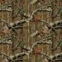 Плёнка камуфляж - Сухие деревья А021
