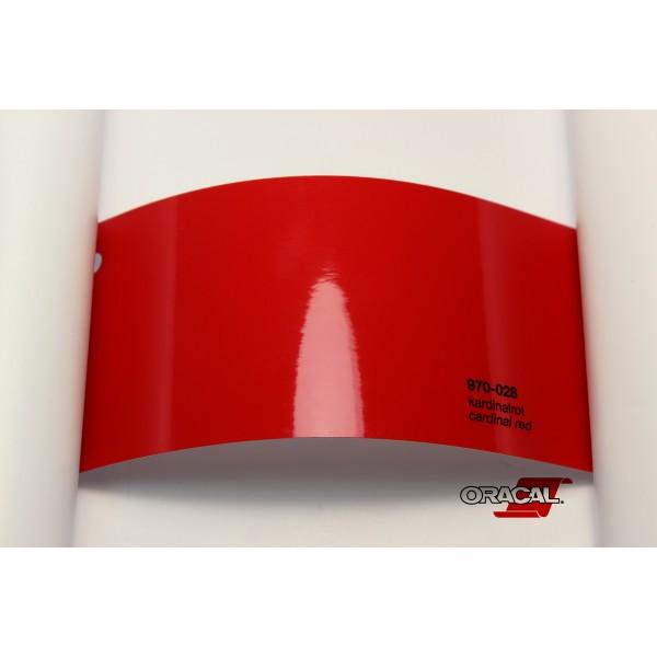 Oracal 970-028 cardinal red