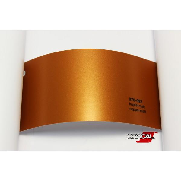 Oracal 970-092 copper matt