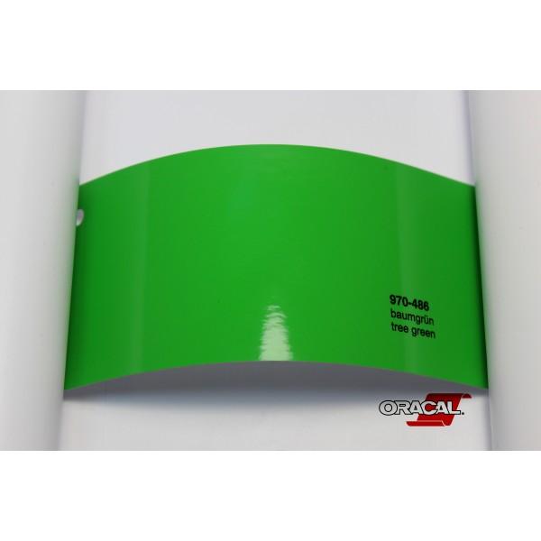 Oracal 970-486 tree green
