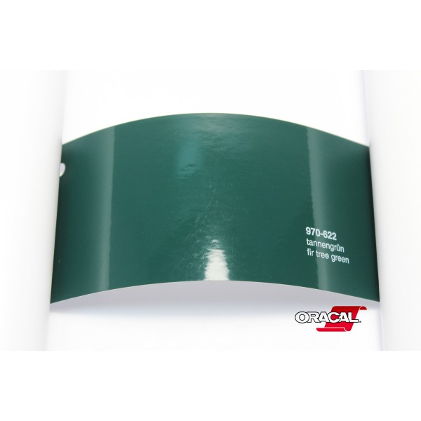 Oracal 970-622 fir tree green