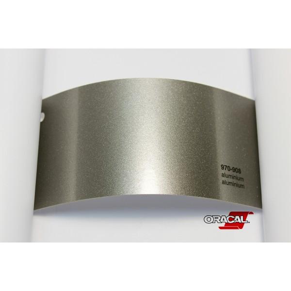 Oracal 970-908 aluminium