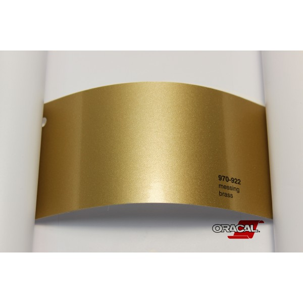 Oracal 970-922 brass