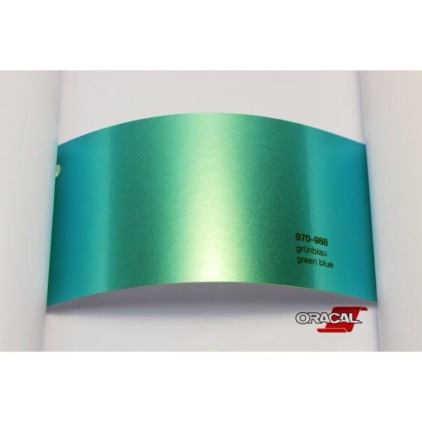 Oracal 970-988 green blue